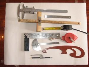 Измерительные и разметочные инструменты