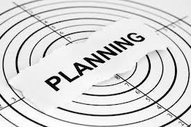 Планирование перед работами