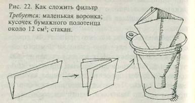 Как сделать воронку из бумаги фото 854
