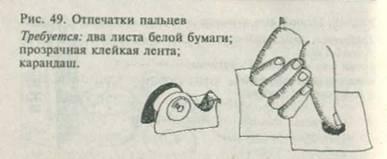 Как снимать отпечатки пальцев в домашних условиях с предметами 935