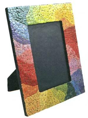 Фото рамка из яичной скорлупы своими руками 72