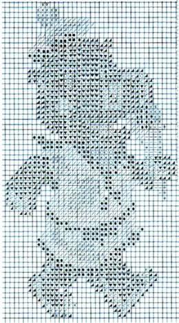 Еще схемы вышивок крестиком
